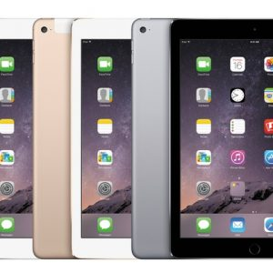 iPad Air 2 (64GB) Gray , Gold , Silver