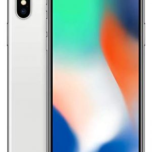 iPhone X (256GB) Silver , Space Gray