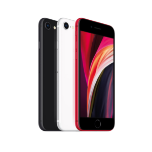 iPhone SE 2020 (128GB) Red, Black, White TRCSL Approved